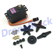 MG996R Servo Metal Gear large Torque 15kg/0.13sec/55g for Car Helicopter gimbal