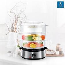 Aigostar vaporera Eléctrica cocinar alimentos vapor 800w 503130 As.14