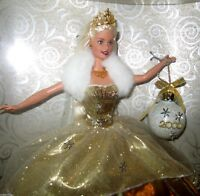 Holiday Series HOLIDAY CELEBRATION 2000 BARBIE NRFB MINT special edition