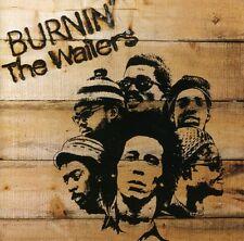 Burnin' - Bob & The Wailers Marley (2001, CD NUOVO)