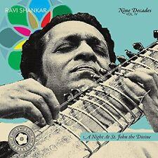 Ravi Shankar - Night at St. John the Divine-Nine Decades-4 [New CD] Digipack Pac