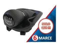 POMELLO DEL CAMBIO + CUFFIA + CORNICE SEAT LEON I 1 TOLEDO II 2 NUOVO 6 MARCE