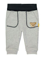 Steiff Baby jóvenes pantalones deportivos l002011207 azul pantalones tiempo libre pantalones talla 62-86 nuevo