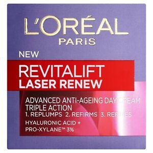 L'Oreal Paris Revitalift Laser Renew Day Cream, 50ml