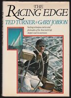 SIGNED 1979 Vtg The Racing Edge Ted Turner & Gary Jobson America's Cup Skipper