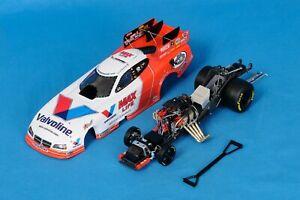 2013 Jack Beckman Valvoline MaxLife Funny Car NHRA Drag Racing 1:24 1 of 456
