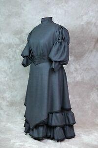 Sale! Viktorianisches Edwardianisches Kleid  XXL
