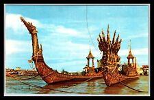 Gp Goldpath: Thailand Post Card Air Mail _Cv622_P06