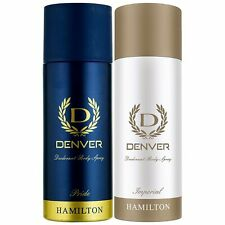Fresh Smell Deo Combo Pride Imperial 165ml  Long Lasting Fragrance Clean Pack 2