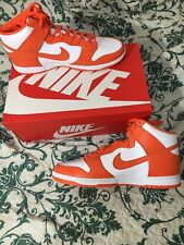 Nike Dunk High 'Syracruse' 2021 Size 15 NEW + Worldwide Shipping Available