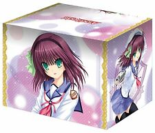 Angel Beats! Yuri Yurippe Card Game Character Deck Box Case w/Divider Collection