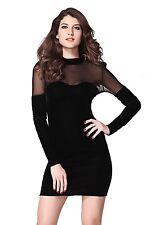 Fashion Black Velvet Sweetheart Neck Bodycon Night Club Mini Dress