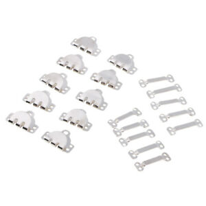 10 sets trouser hook clasp for pants, dresses, skirts, sweaters, etc.
