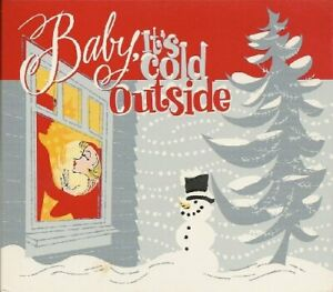 Baby, It's Cold Outside - Music CD - Nat King Cole,Ella Fitzgerald,B. -   - Hear