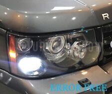 Range rover l322 VOGUE Xenon White DEL Side Light Bulbs Canbus Error Free