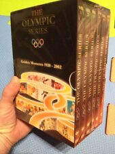 Olympic Series:Golden Moments-1920-2002(6xDVD UK)New+Sealed Games Olympiad