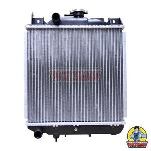 Radiator Holden Barina MF MH 1/89-8/91 Suzuki Swift 1/89-12/99 Manual Trans