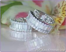 Natürliche echte Diamant-Ohrschmuck mit VS Reinheit