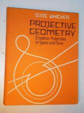 Projective Geometry Creative Polarities in Space and Time Olive Whicher 1971 1st