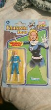 """Marvel Legends The Invisible Woman 3.75"""" Retro Figure Kenner Hasbro"""