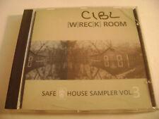[W]rec[k] Room - Safe House Sampler Vol. 3 (CD, 1997) Volebeats, Bodeco...