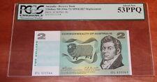 Commonwealth of Australia STAR NOTE P 38c* R83S 1966-72 $2 Phillips PCGS 53PPQ