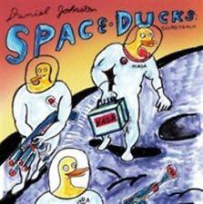 DANIEL JOHNSTON - SPACE DUCKS * NEW CD