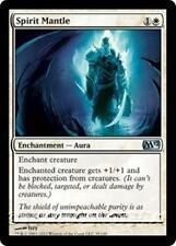 SPIRIT MANTLE M12 Magic 2012 MTG White Enchantment — Aura Unc