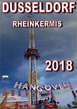*NEW* European Funfair Fairground Ride Video DVD: DUSSELDORF RHEINKIRMES 2018