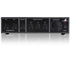 Monacor Pa-702 Amplifier - 100v Line Background Music Sound System PA Amp 70w