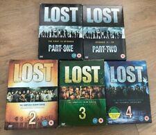 LOST Series 1-4 DVD