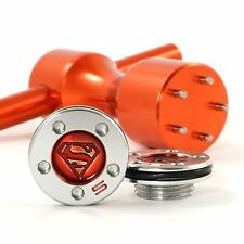 2 x 5g Red Weights + Wrench Scotty Cameron Fastback Squareback M1, Superman