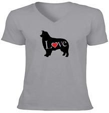 Lover Australian Shepherd Puppy Unisex Tee T-Shirt Gift Dog Pet Shiloh Shepherd
