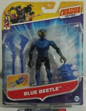 2017 JUSTICE LEAGUE ACTION BLUE BEETLE 4.5 INCH FIGURE NEW IN PACKAGE