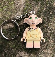 Dobbie Harry Potter Keyring Keychain Minifigure UK SELLER