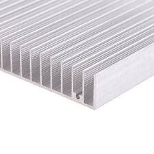 100x100x18mm Heat Sink Aluminum Radiator Cooling Fin For CPU IC LED Power Fine