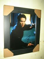 Jet Li - Excellent Hand Signed Photograph (8x10) Framed + CoA