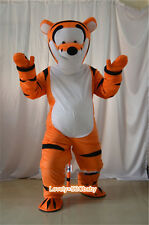 2019 ADS Tigger Mascot Costume Winnie the Pooh Cosplay Party Outfit Dress Adult