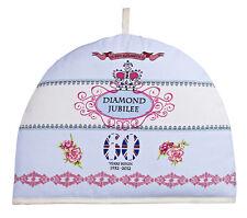 TEA COSY The Royal Queen Elizabeth II Diamond Jubilee Ulster Weavers