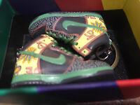 De La Soul SB High Mini Sneaker Keychain (Pair with SB Box)