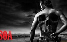 Poster A3 Sons Of Anarchy 01
