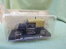 FIAT CAMPAGNOLO AR 159 DE 1959 CARABINIERI 1/43 S/SOCLE SOUS BLISTER DE AGOSTINI