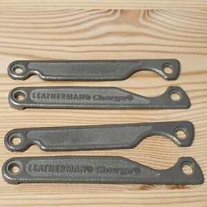 New Leatherman Parts Charge TTi titanium scales frame – piastre titanio ricambio
