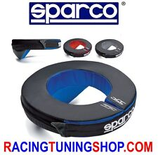 COLLARE KART SPARCO ADULTO KART SUPPORT COLLAR NECK KARTING BLU ROSSO NERO