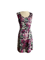 Alannah Hill Women's Silk Fit And Flare spring carnival races Dress Sz 10