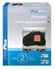 ProPlus Fahrradschutzhülle für 2 Räder für die Heckmontage