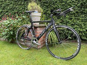 Planet X Stealth Pro Carbon TT Bike Size Large