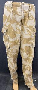 British Military Desert DPM Lightweight Combat Trousers