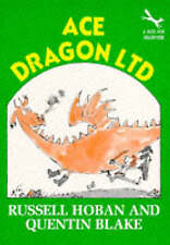 Good, Ace Dragon (Red Fox Beginners), Hoban, Russell, Book