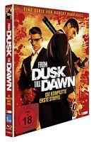 from dusk till dawn SERIE DE TV TEMPORADA 1 ROBERT RODRIGUEZ 3 BLU-RAY BOX NUEVO